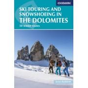 Wintersport Ski Touring and Snowshoeing in the Dolomites - Dolomieten   Cicerone