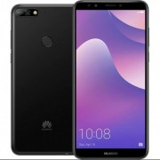 "Smartphone Huawei Y7 2018 Negro 5.9"" 16GB 13MP Bluetooth"