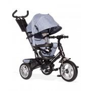 Tricikl Playtime COMFORT4171 (model 4171 sivi)