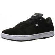 DC Men s Astor Skateboarding Shoe Black/White 7 D(M) US
