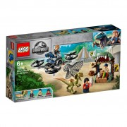 LEGO Jurassic World 75934 Dilophosaurus Ontsnapt