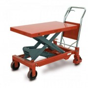 Rolleco Table élévatrice manuelle Charge 750Kg