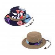 【セール実施中】【送料無料】REV. CAMOFLOWER HAT ハット 帽子 RB3473 NAVY