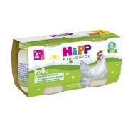 Hipp Italia Srl Hipp Bio Hipp Bio Omogeneizzato Pollo 2x80 G