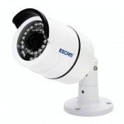 ESCAM Bolt QD410 1/3 inch CMOS 4.0MP Bullet IP-Camera de opsporing van de motie van de steun / Night Vision IR afstand: 15 m