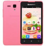 """""""Lenovo A396 4.0"""""""" Android 2.3 Telefono celular de la base del patio - rosa (los enchufes de los EEUU)"""""""