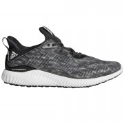 adidas Men's Alphabounce SD Training Shoes - Black/White - US 10/UK 9.5 - Black/White