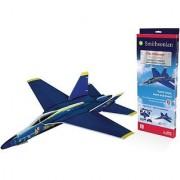 Smithsonian Giant F-18 Blue Angels Glider
