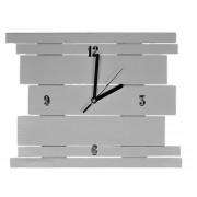 Producent: Elior Drewniany zegar ścienny Liptos - 11 kolorów