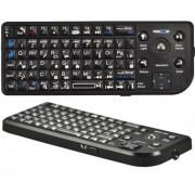 Безжична клавиатура за смарт телевизори и медиа плеър Mede8er MEDX2KEY, 2.4Ghz