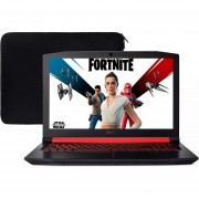 Laptop Gamer ACER Nitro 5 AN515-53-52FA I5 8300H 8GB 1TB 15.6 GTX 1050 4GB Con Funda