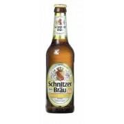 Schnitzer Bier radler lemon glutenvrij 330ml