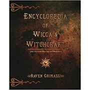 Encyclopedia of Wicca & Witchcraft, Paperback/Grimassi, Raven