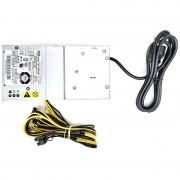Sursa pentru minat ASTEC 950W, 78 A, 12V, 10 mufe PCI-E