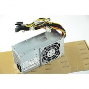 Eathtek New 250 Watt 250W Power Supply for Dell Vostro 200(Slim) 200s 220s Inspiron 530s 531s 545S 546s Studio 540s SFF XW605 XW604 XW602 XW784 XW783 YX301 YX299 YX303 6423C K423C N038C H856C YX302 PS-5251-4 s5703w S5716F 67P3M series Compatible with par