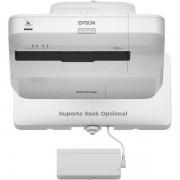 Projetor Epson BrightLink 710Ui, 4000 Lúmens, 1920x1200, WUXGA, Laser, Sem Suporte