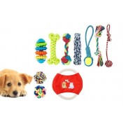 Zhongshan Hengdongli Appliance Co.,LTD £14 instead of £29.99 (from Back To Goo) for a pet toy set – get a set of 10 rope toys! - save 53%