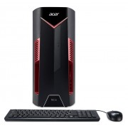 Desktop, Acer Nitro N50-600 /Intel i5-9400F (4.1G)/ 8GB RAM/ 1000GB HDD + 256GB SSD / Endless + KBD&Mouse (DG.E0MEX.087)