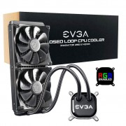 CPU cooler EVGA CLC 280, Water, 2x fan 140mm, 60mj, (400-HY-CL28-V1)