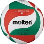 molten Volleyball V5M4800 (weiß/grün/rot) - 5
