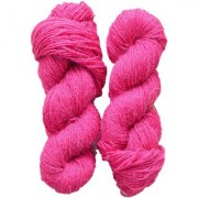 Vardhman Charming Strawberry 200 Gm (2 Pc) hand knitting Soft Acrylic yarn wool thread for Art & craft Crochet and needle