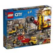 Lego Bergbauprofis an der Abbaustätte 60188