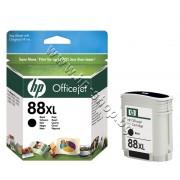 Мастило HP 88XL, Black, p/n C9396AE - Оригинален HP консуматив - касета с мастило