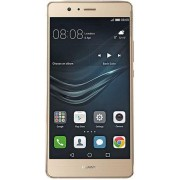 "Telefon Mobil Huawei P9 Lite, Procesor Octa-Core Cortex A53, IPS LCD Capacitive touchscreen 5.2"", 3GB RAM, 16GB Flash, 13MP, Wi-Fi, 4G, Dual Sim, Android (Auriu) + Cartela SIM Orange PrePay, 6 euro credit, 6 GB internet 4G, 2,000 minute nationale si inter"