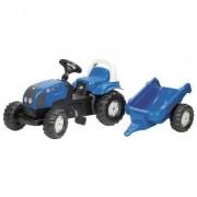 011841 RollyKid Landini con rimorchio Rolly Toys