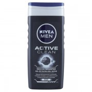 Nivea Man - Doccia Shampoo Active Clean - 250ml