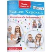 Comunicare in limba romana. Evaluare nationala - Clasa a 2-a - Teste - Elena Stefanescu Dorina Cristescu