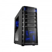 Carcasa Sharkoon Rex 3 Value Black Edition