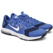 Nike ZOOM TRAIN COMPLETE Training Shoes For Men(Blue)