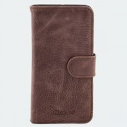 itZbcause Greasy Magnetic Bookcase Tan iPhone 8