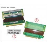 Fujitsu Siemens FLEX PCI-RISER BAKU