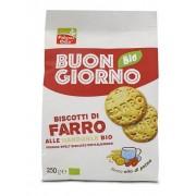 LA FINESTRA SUL CIELO Fsc Bisc.Farro Mand.250g