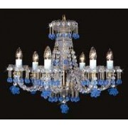 Crystal chandelier 4027 06/1HK-3635/30
