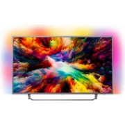 Televizor LED 164 cm Philips 65PUS7303/12 4K Ultra HD Smart TV Android