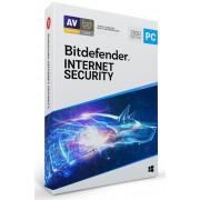 Antivirus, Bitdefender Internet Security, 3 users, 1 year (IS01ZZCSN1203LEN)