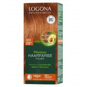 Vopsea de par020 Blond Caramel 100 % naturala 100 grame
