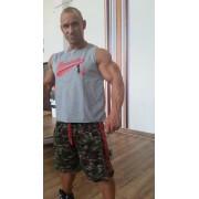 Muscle Killer Hard Sleeveless Gray