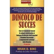 Dincolo de succes - cum sa transformi haosul in actiuni constructive Si indoiala in directie clara folosind Piramida Succesului/Brian D. Biro