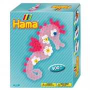 Hama Strijkkralen zeepaardje 400 delig