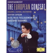 Video Delta The european concert - Johannes Brahms / Joseph Haydn / Ludwig van Beethoven - DVD