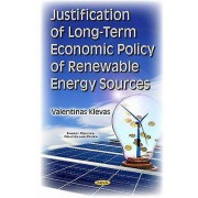 Justification of LongTerm Economic Policy of Renewable Energy Sourc...