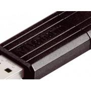 Verbatim Pin Stripe USB-minne 64 GB Svart 49065 USB 2.0