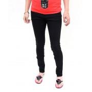 nadrág női -skinny- IRON FIST - Heatlocked - BLACK - IFL0570