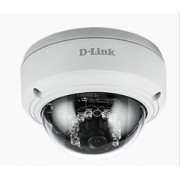 D-LINK IP CAMERA VIGILANCE FULL HD POE DOME INDOOR 3MPX PROGESSIVE CMOS SENSOR 1920x1080 IR LED UP TO 10M EPTZ MOTION DETECTION