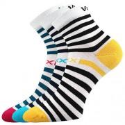 Voxx 3PACK ponožky Voxx vícebarevné (Twigi mix B) S