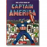Taschen The Little Book of Captain America (Paperback)